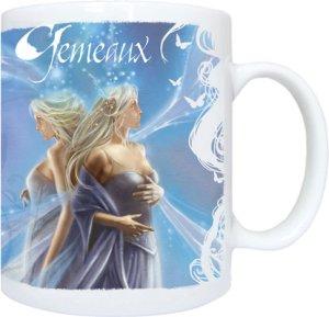 Mug Gémeaux de Sandrine Gestin