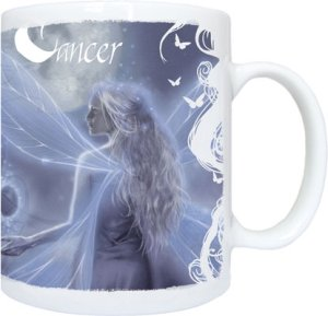 Mug Cancer de Sandrine Gestin