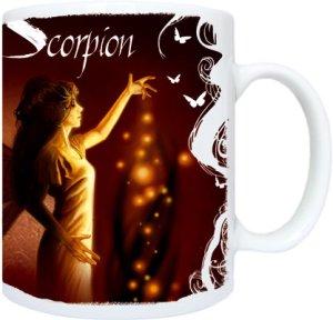 Mug Scorpion de Sandrine Gestin