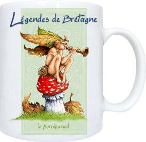 Kornikaned de Pascal Moguérou - Légendes de Bretagne