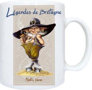 Maître Yann de Pascal Moguérou - Légendes de Bretagne