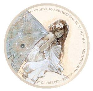 Fée Bleue de Jean-Baptiste Monge - Fées et Oiseaux