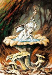 Bain, carte postale de Pascal Moguérou