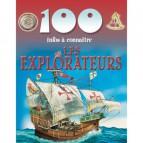 Les Explorateurs de la collection 100 infos à connaître
