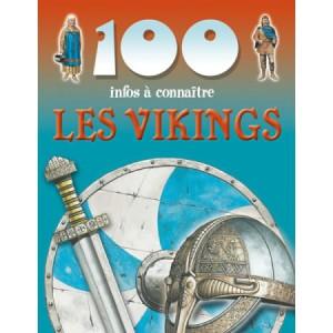 Les Vikings de la collection 100 infos à connaître