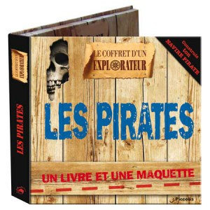 Les Pirates de la collection Le coffret d'un explorateur