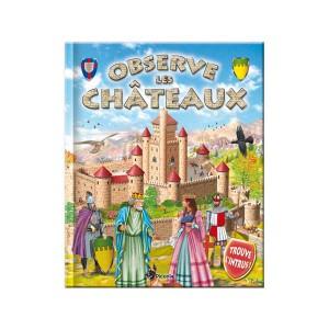 Observe les Châteaux et trouve l'intrus