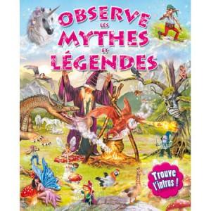 Observe les Mythes et Légendes et trouve l'intrus