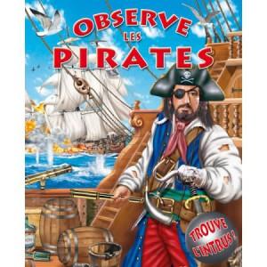Observe les Pirates et trouve l'intrus