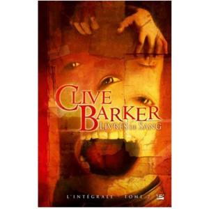 Les Livres de Sang de Clive Barker - l'Intégrale Tome 2