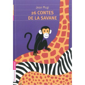 26 Contes de la savane de Jean Muzi