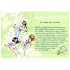 """Carte Postale """"Les Fées des sources"""" illustrée par Pascal Moguérou"""