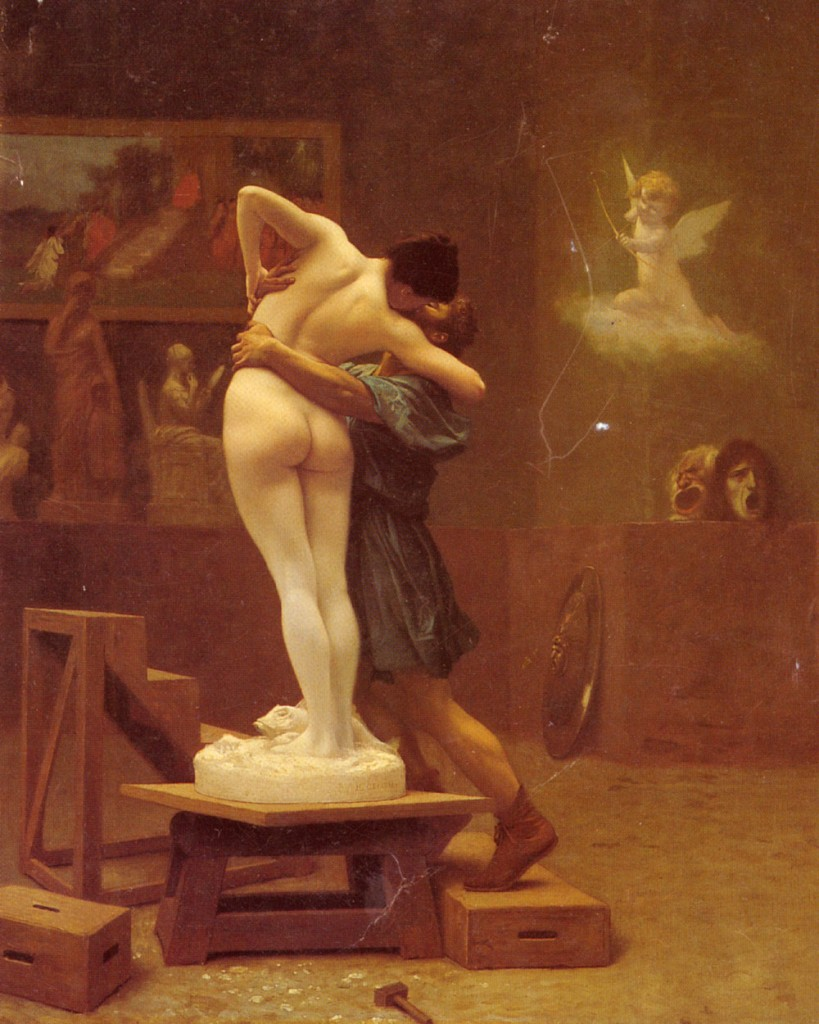 Pygmalion et Galatée de Jean-Léon Gérôme (photo by Staszek99)
