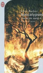 Apocalyspses de Clive Barker - Les Livres de Sang Tome 4