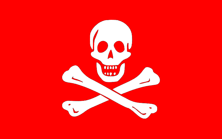 Drapeau de pirate de Henry Morgan