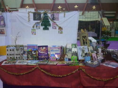 Les fées étaient présentes au marché de Noël