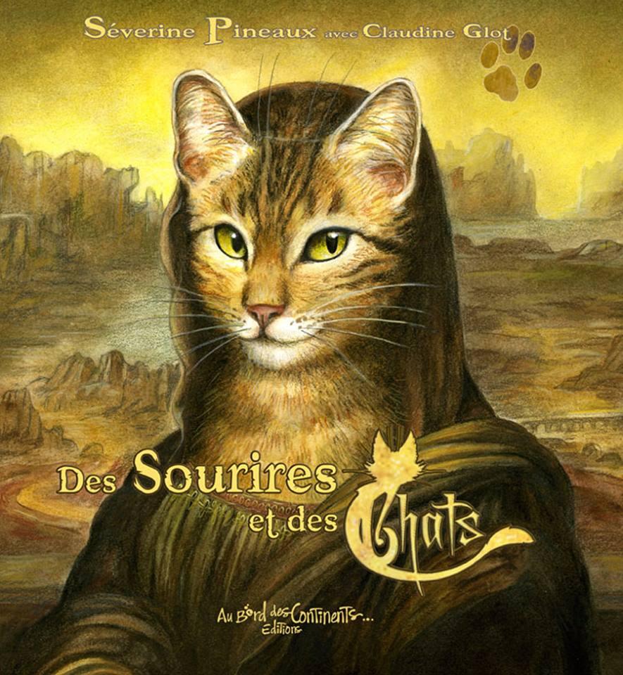 Le nouveau livre sur les chats de Séverine Pineaux