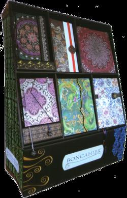 Boncahier: carnet de notes, carnet de dessin, carnet ligné...