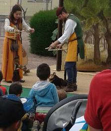 Le royaume du seigneur Folpié au Festival Les Lithaniennes 2015