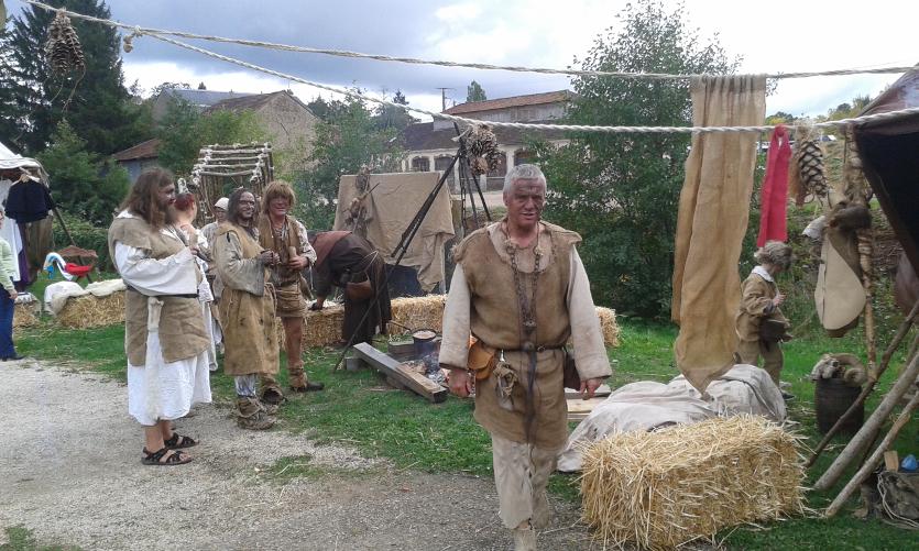 Campement de Gueux d'Semur