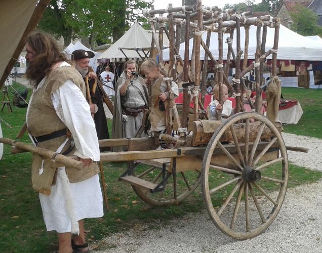 Chariotte des Gueux d'Semur