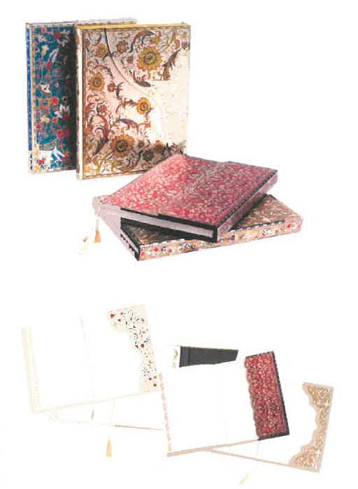 Joli carnet d écriture Persia, un carnet Boncahier