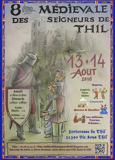 Médiévale des seigneurs de Thil