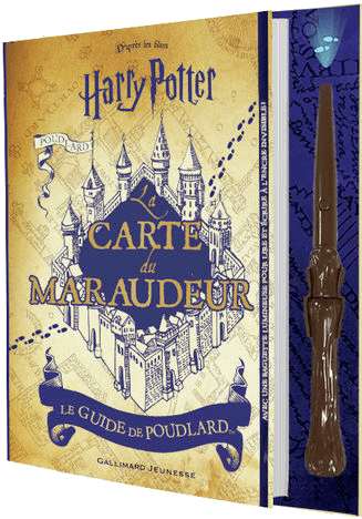 <em>Harry Potter La carte du Maraudeur</em>