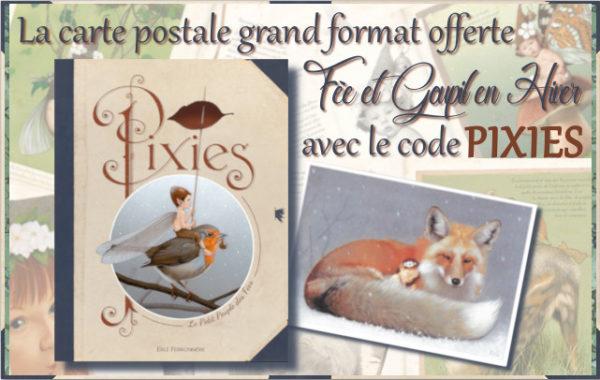 Pixies de Erlé Ferronnière