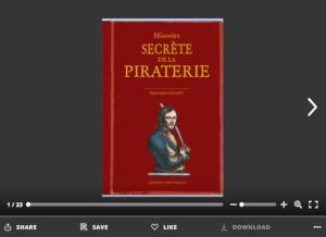 <em>Histoire secrète de la piraterie</em>