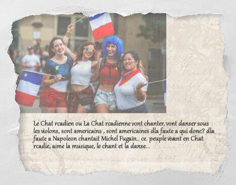 Chacadien, un histochat du concours Histochats de Séverine Pineaux