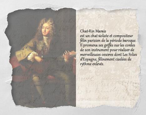Charin Marin, un histochat du concours Histochats de Séverine Pineaux