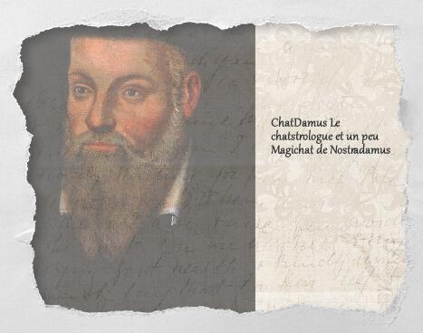 ChatDamus, un histochat du concours Histochats de Séverine Pineaux
