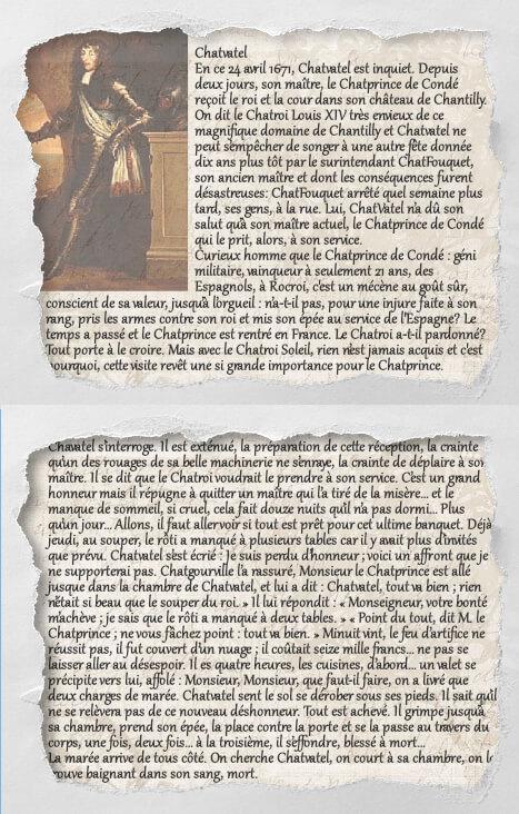 Chavatel, un histochat du concours Histochats de Séverine Pineaux