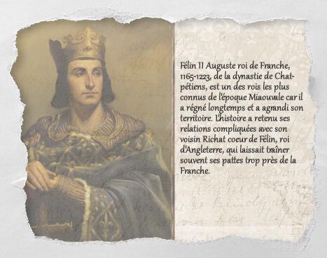 Félin II, un histochat du concours Histochats de Séverine Pineaux
