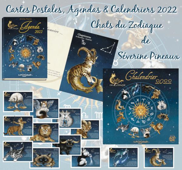 Chats du Zodiaque